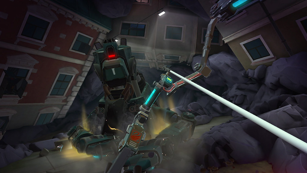 Apex Construct for PS VR