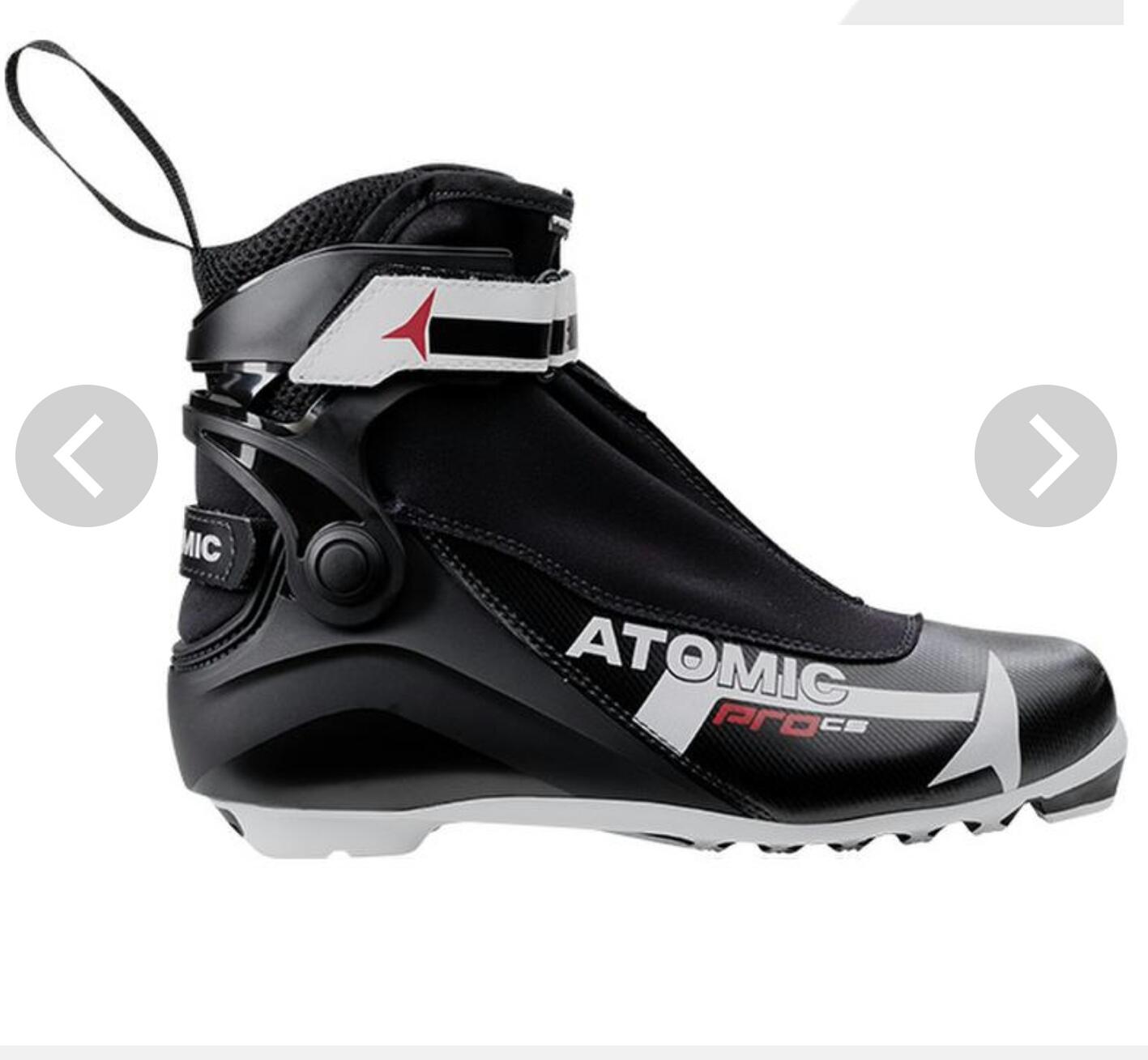 Boty na běžky Atomic Pro CS combi - Bazar - Běžky.net 39833f6dec