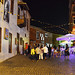 Nightlife traditional town, Puerto de la Cruz
