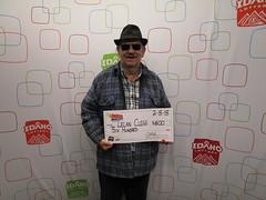 Lelan Clegg - $600 - Mega Millions - Malad City - KJ's Super Store