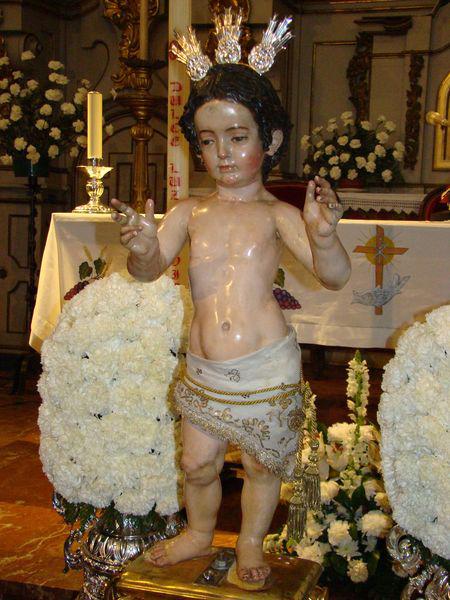 Pontificia y Real Hermandad Sacramental y Cofradía de Nazarenos del Dulce Nombre de Jesús, Nuestra Señora de la Piedad y San Juan Evangelista