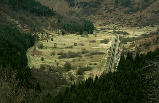 20170330-07_NYMR in North Dale from Yewtree Scar