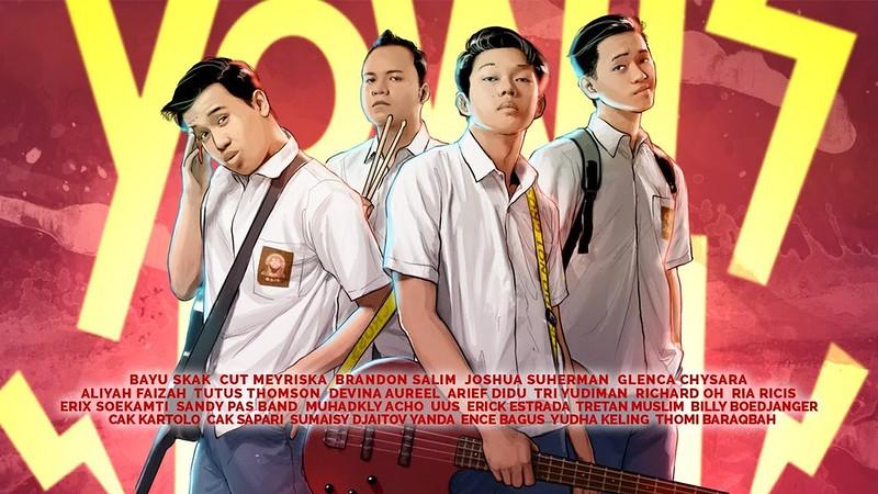 [REVIEW FILM] YOWIS BEN : Membawa Pisuhan Jancuk ke Ranah Nasional.