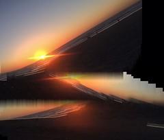 """Mission Beach Sunset"""