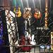 Wrought iron panel - Guitar shop installation