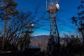 大塚山の鉄塔が二つになった