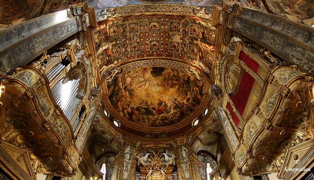 Parma-Santa Maria della Steccata