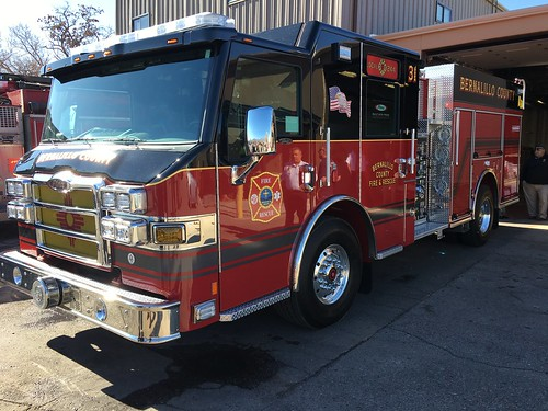 New Fire Engine For Station 31