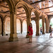 Posing - Lower Passage - Bethesda Terrace