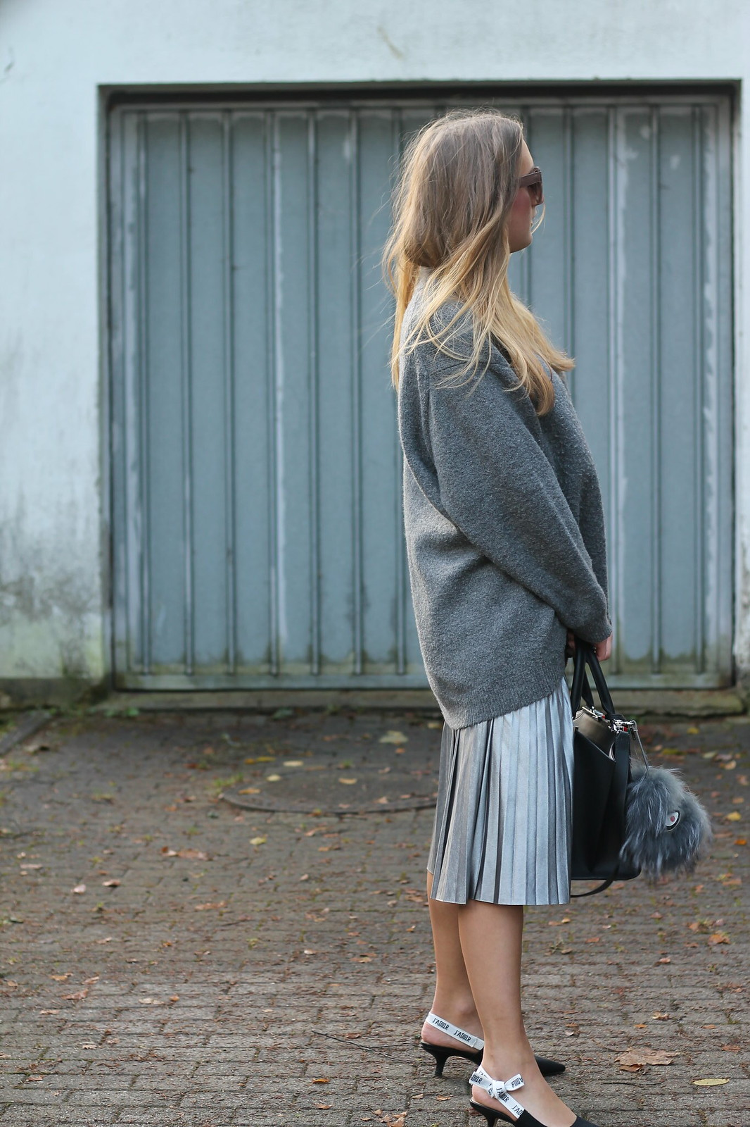 silver-skirt-and-sweater-whole-outfit-wiebkembg
