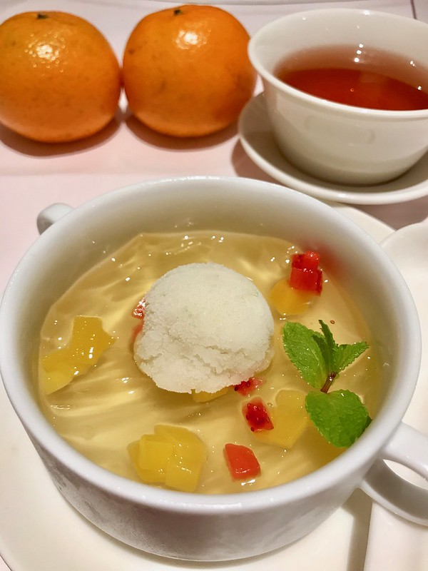 Marriott Singapore Wan Hao CNY Dishes