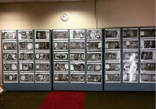 TonyArtWorks banknote gallery