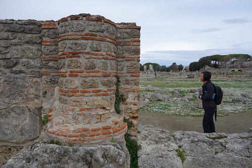 Paestum - near Salerno, Italu