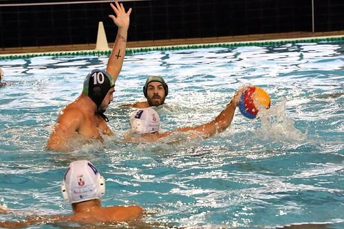 Waterpolo Dos Hermanas masculino primera nacional
