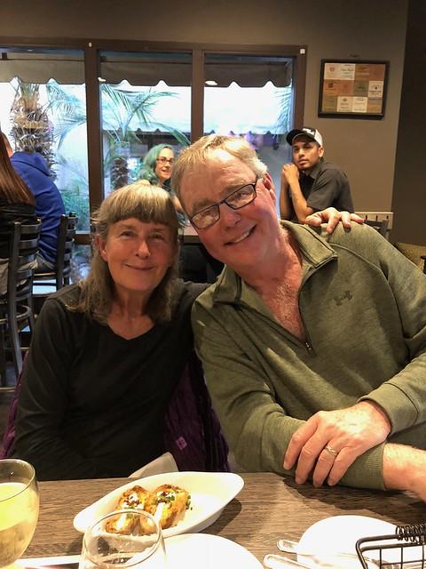 Yuma - Dave and Linda