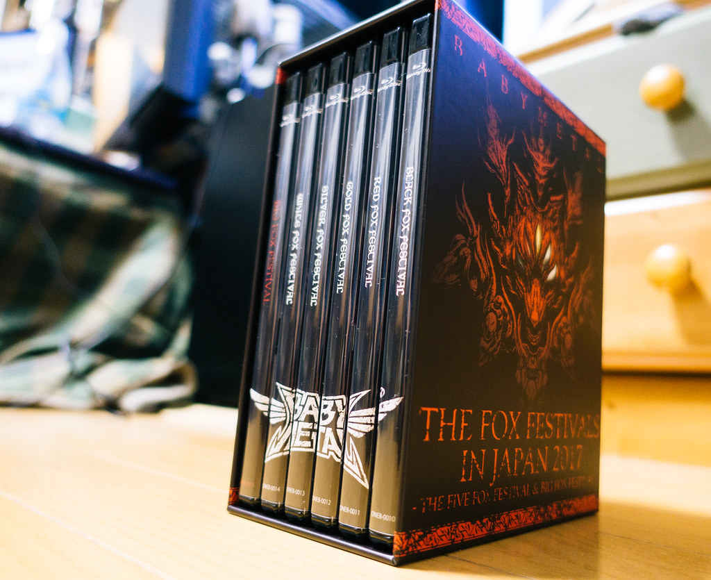 THE FOX FESTIVALS IN JAPAN 2017 (BD-BOX)
