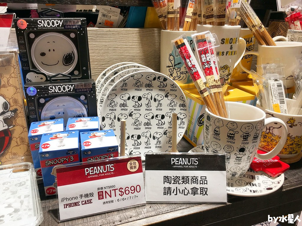 25740209398 8c8e2186cf b - Peanuts史努比快閃店,就在新光三越中港店,狗年旺旺來,全台獨家商品販售