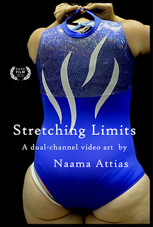 Stretching Limits - Theatrical Poster