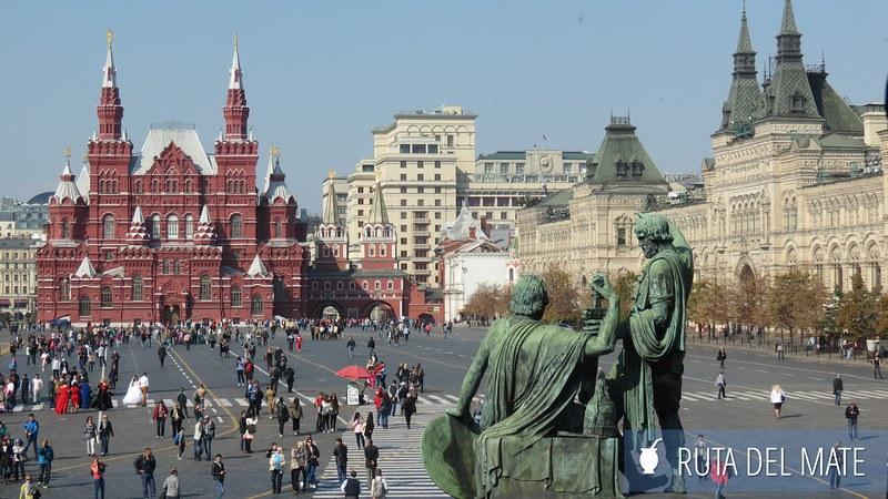 Moscu Rusia 19