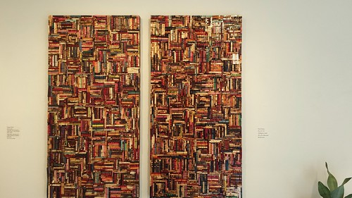 Davis Choun - Artspace - incredible work constructed of clothespins