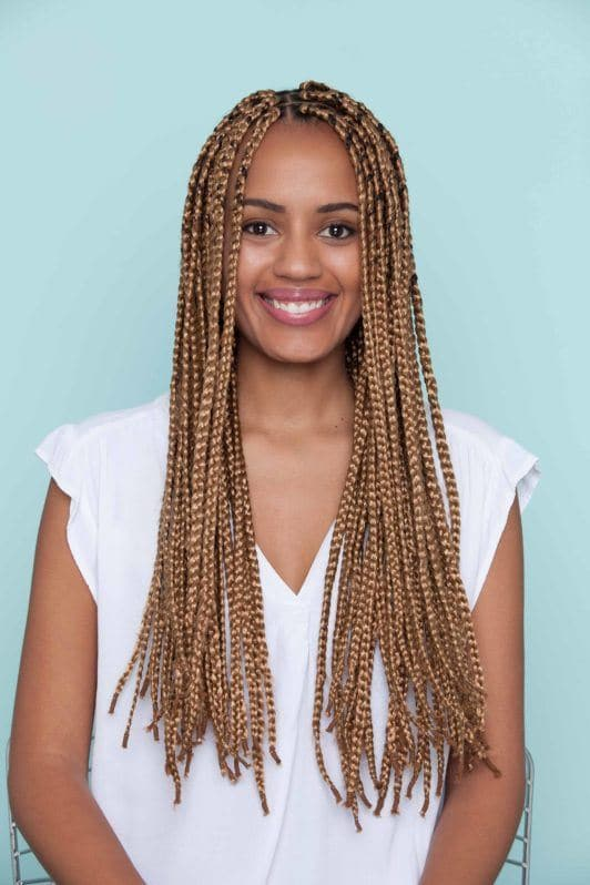 Single Box Braids Hairstyles Gallery-20 style Ideas on Our Radar