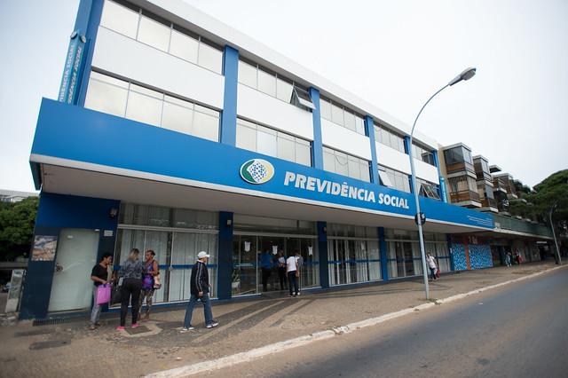 Segundo dados da CPI da Previdência, realizada no ano passado pelo Senado, INSS paga ao todo R$ 33,7 milhões de benefícios - Créditos: Arquivo/Agência Brasil