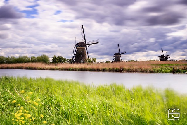Traditional image of The Netherlands