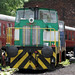127707 Louise (Hunslet 6950) Elsecar Station (EHR) 08.06.2014