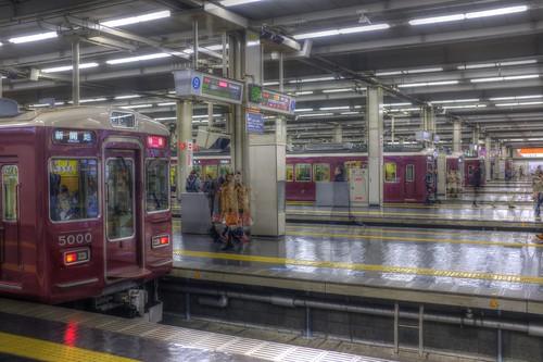 Osaka-Umeda Station (Hankyu) on 23-02-2018 (2)