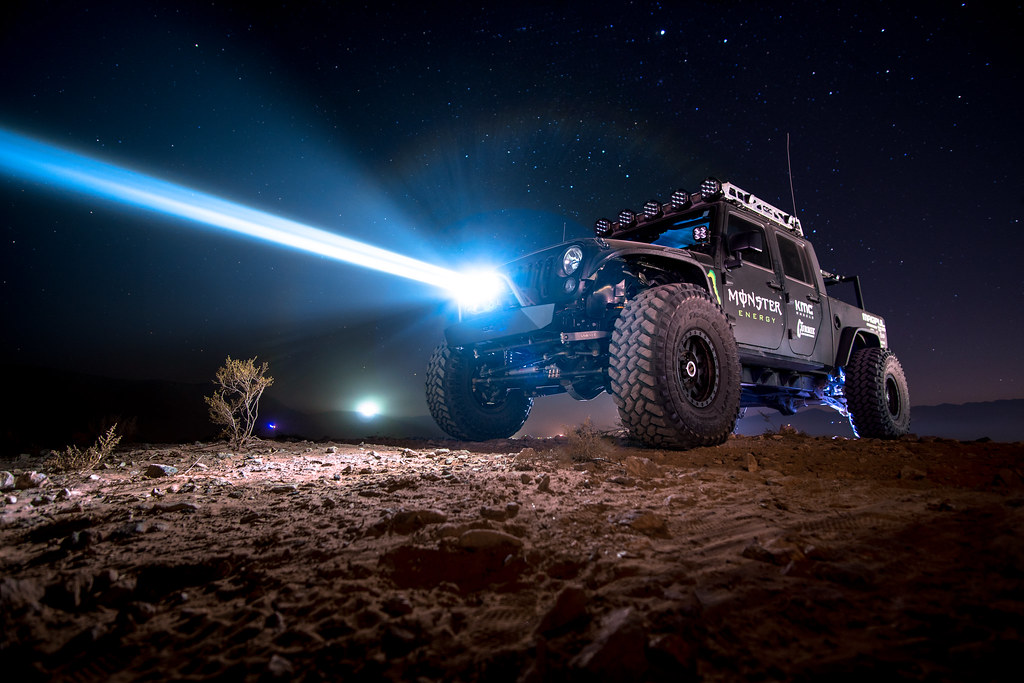 Baja designs new laser lighting ultimate long range Ultimate lighting
