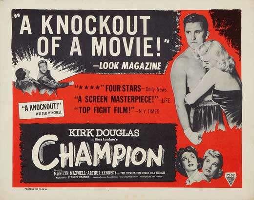 Champion - Poster 6