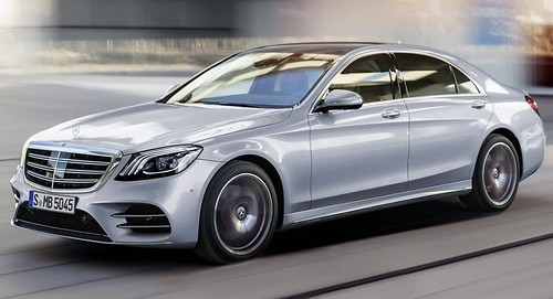 Mercedes S-Class To Get Level 3 Autonomous Driving Technology In 2020
