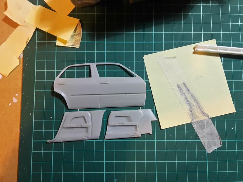Chrysler 300C - 1/25 - AMT/ERTL 28232500579_47cebc3f1a_c