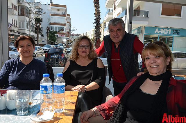 Mediha Vatansever, Rezzan Özdemir, Ömer Faruk Demir, Nursen Elgin