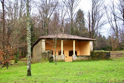 Ermita de Asentzio (Elgeta)
