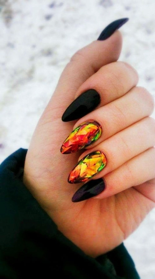 Tough Paint Nail Art 2018 Nails Designs For Teens
