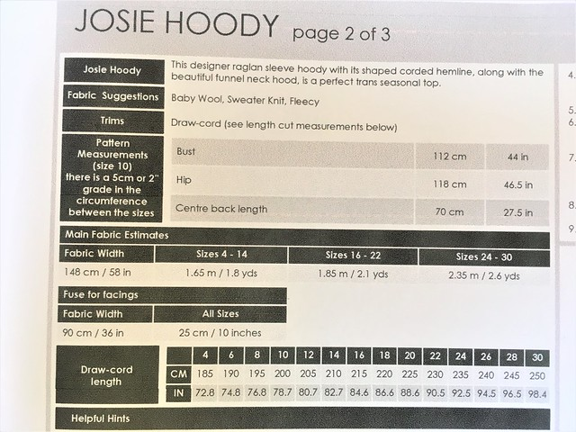 Style Arc Josie Hoody/Hoodie in Polartec Power Stretch
