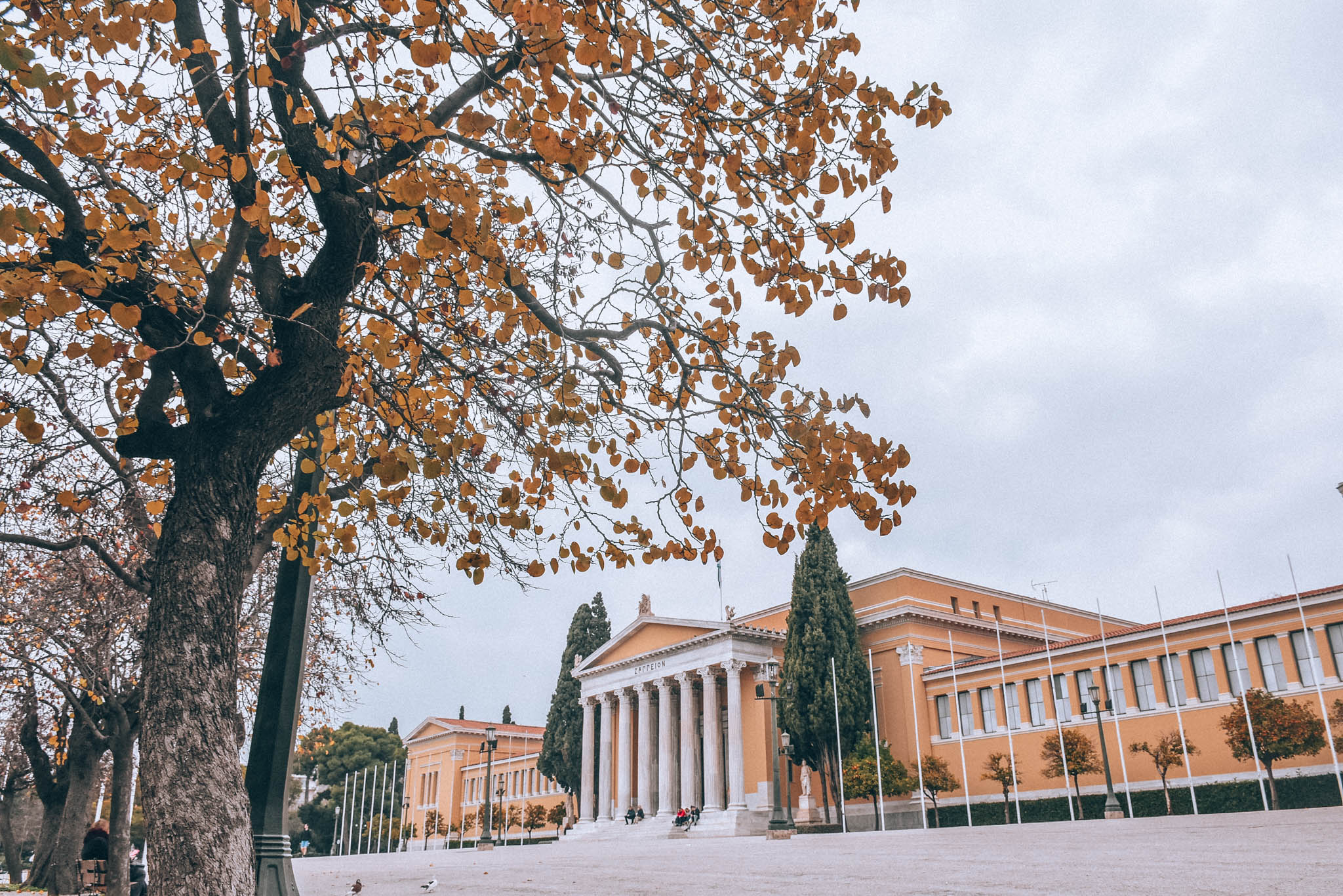 athens itinerary 30