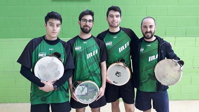 10ª Jornada Lliga Catalana tamborí indoor 2017-2018