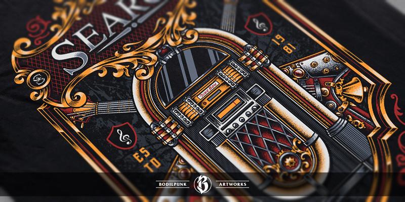 Details - Steampunk Rock