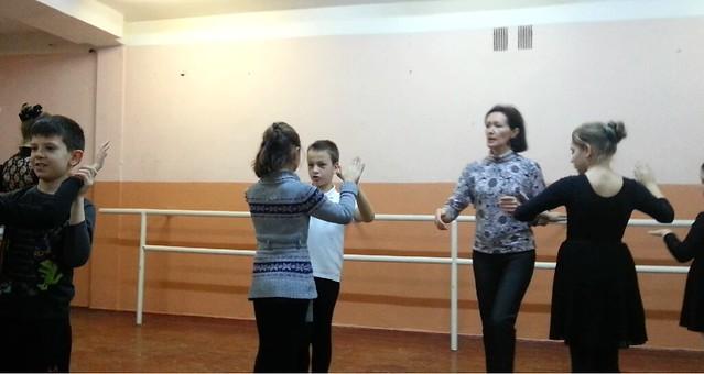 танцi