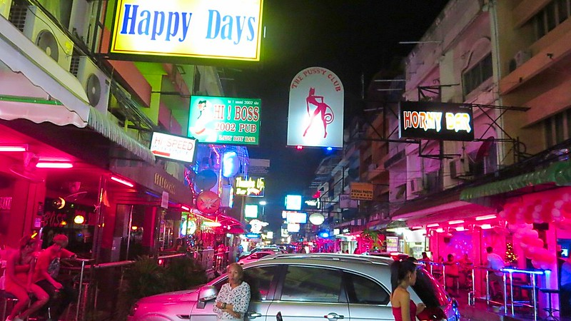 Pattaya beer music