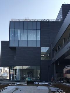 鉄道博物館 新館(400系)