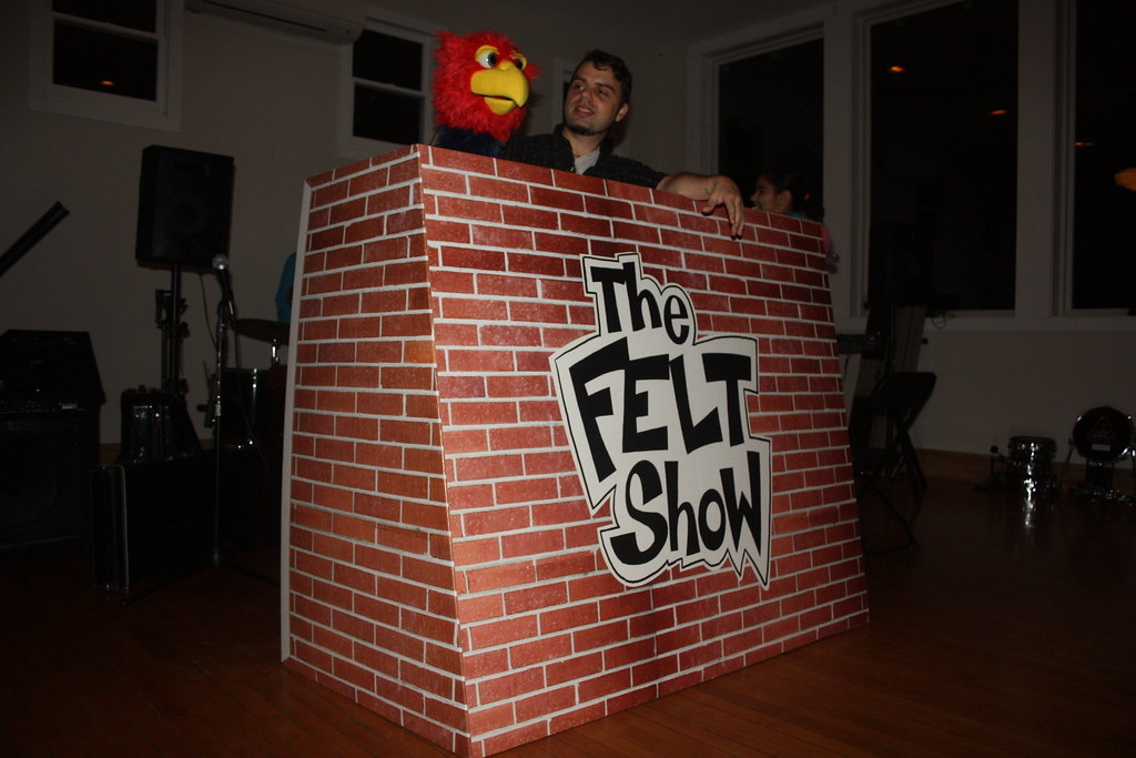 The Felt Show @ White Schoolhouse 2