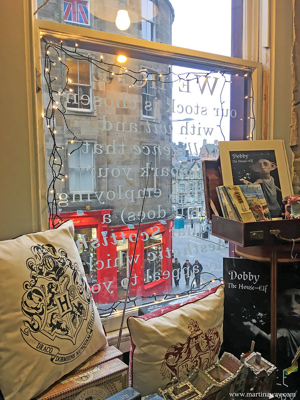 Diagon House, Edimburgo Harry Potter