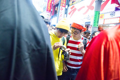Shibuya Halloween 2017 (October 31)