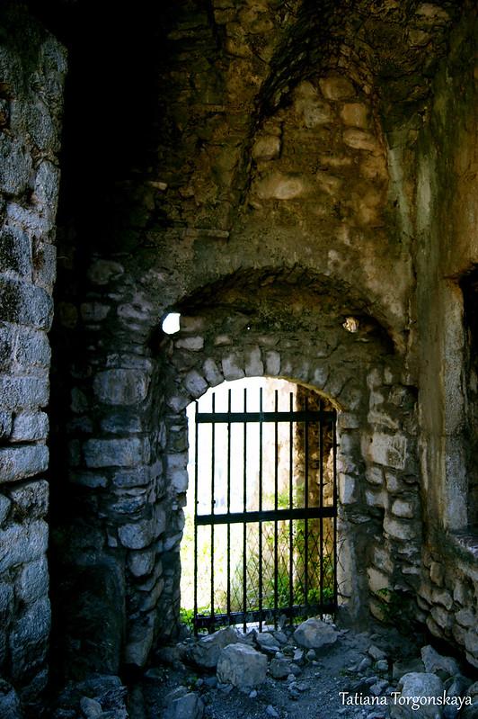 Южные ворота Старого Бара