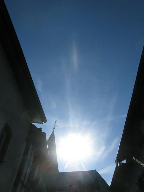 Dienstag, den 21. September: Kronenburg → Prüm