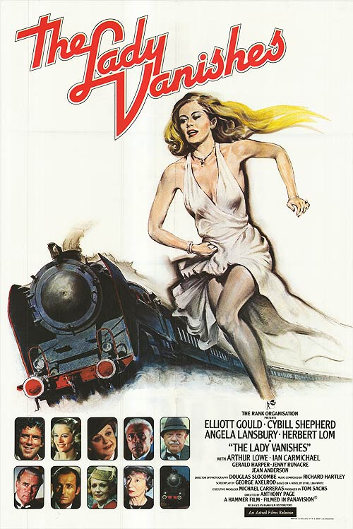 The Lady Vanishes - 1979 - Poster 1