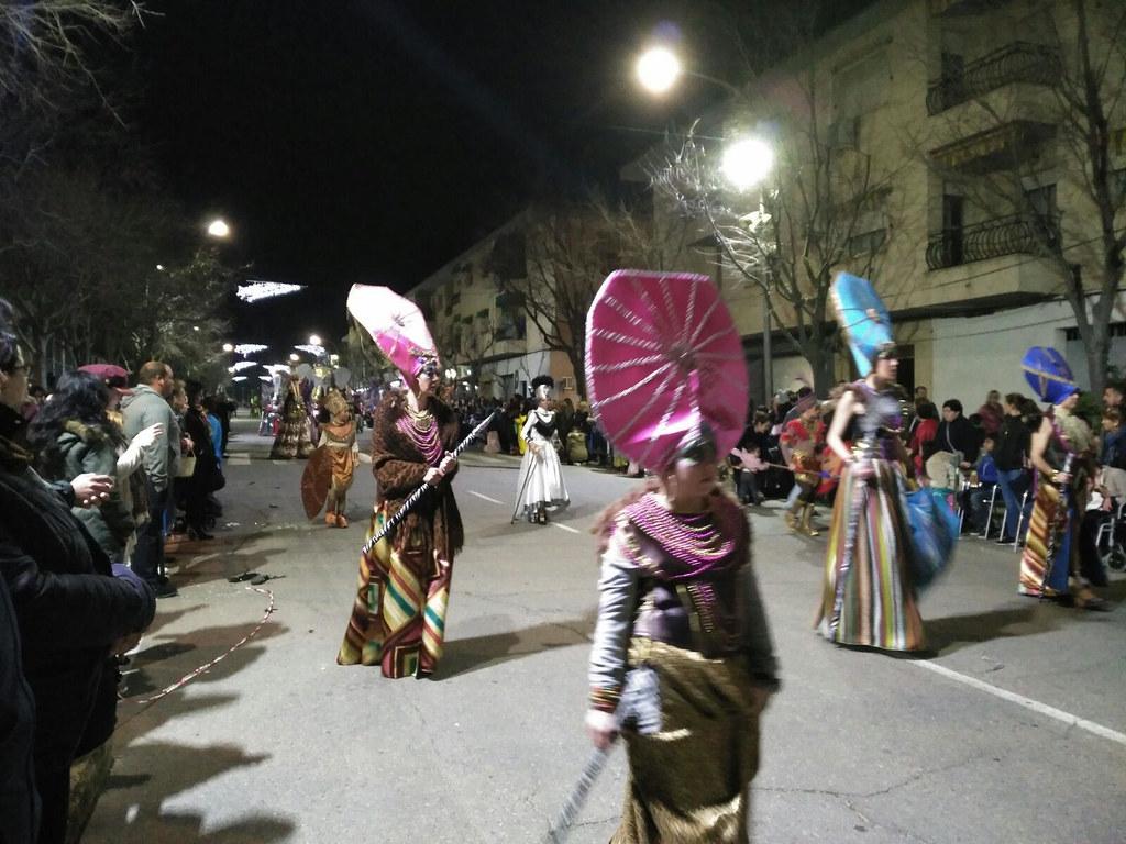 Bases que regirán los Concursos-Desfiles del Carnaval 2018